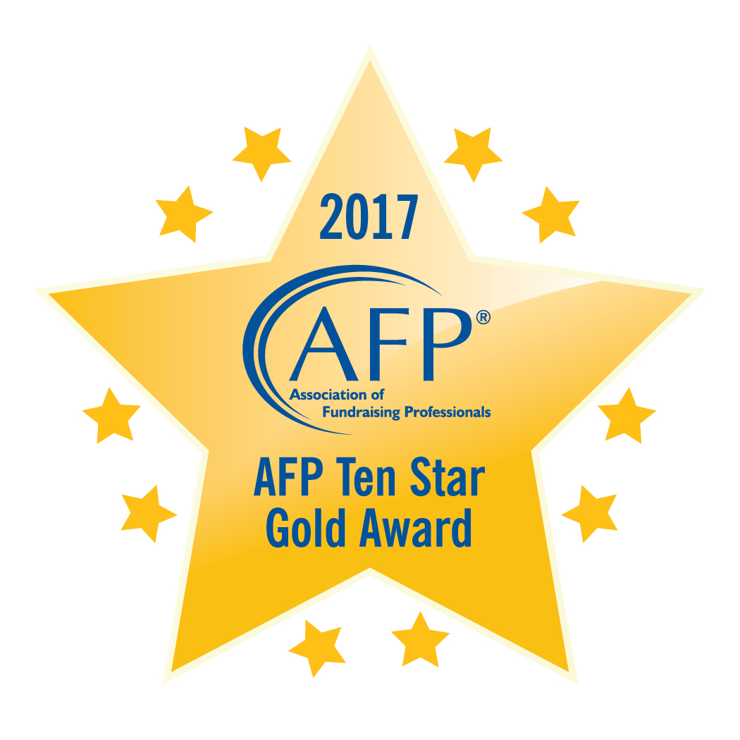Ten Star AFP Chapter Gold Award 2017