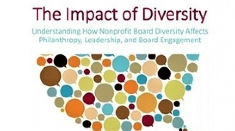 image of multicolored dots and text the impact of diversity