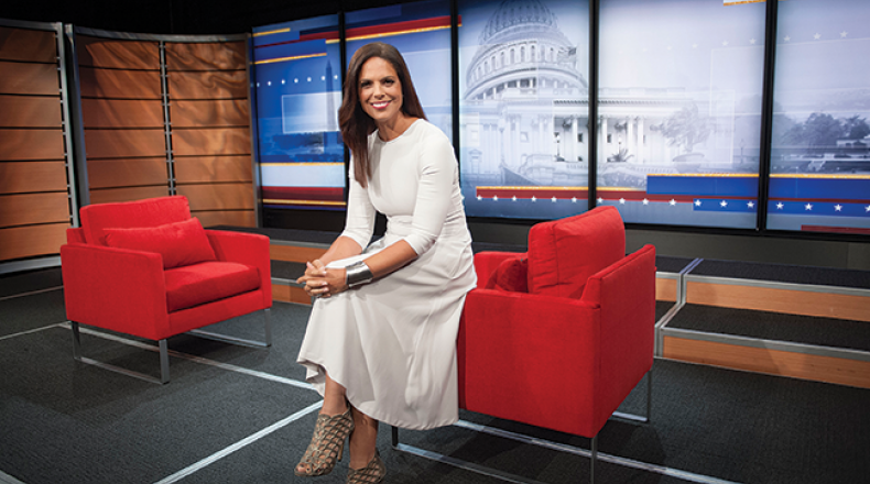 The road to global media stardom also shaped Soledad O'Brien into an ardent champion for people who don't make the headlines.