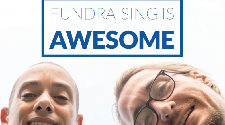 Fundraising is awesome!