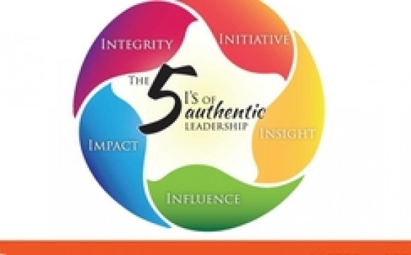 Five Is of authentic leadership