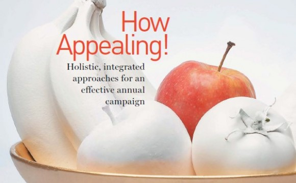 Cover image for the May/June 2010 issue of Advancing Philanthropy magazine