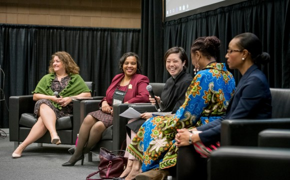 women mentors panel discussion